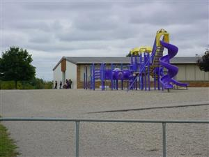 Elementary School Playground Equipment